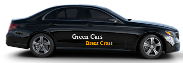 Green Cars Brent Cross